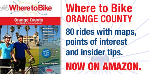 buy Where to Bike OC book on Amazon