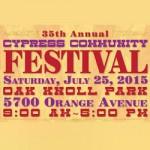 cypress-festival